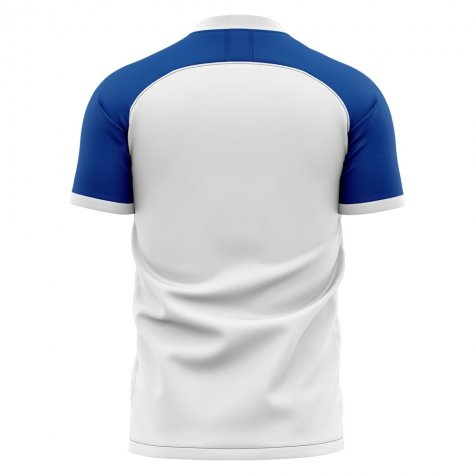 2020-2021 Bury Home Concept Football Shirt - Little Boys
