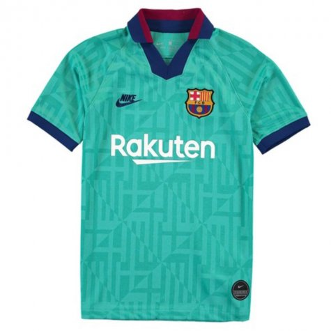 2019-2020 Barcelona Third Nike Shirt (Kids) (Ansu Fati 31)