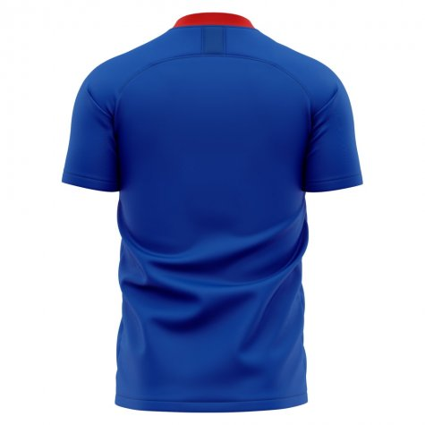 2020-2021 Stockport Home Concept Football Shirt - Kids