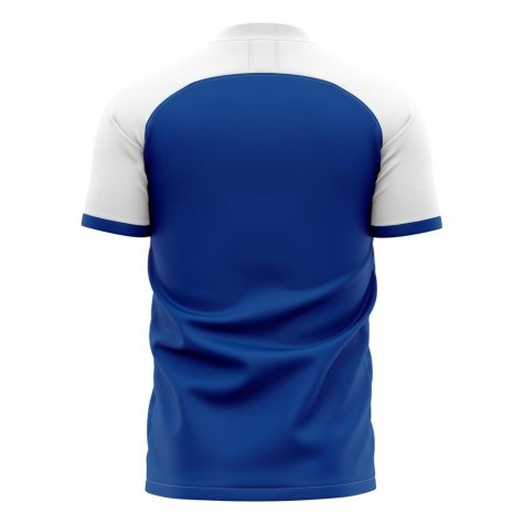2020-2021 Linfield Home Concept Football Shirt - Kids