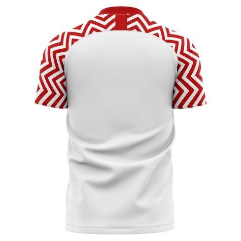 2019-2020 Fk Suduva Home Concept Football Shirt - Baby