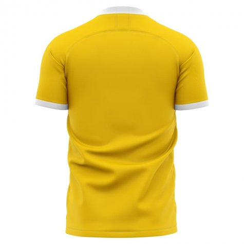 2019-2020 Nac Breda Home Concept Football Shirt