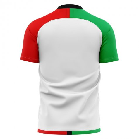 2020-2021 Glentoran Home Concept Football Shirt - Baby