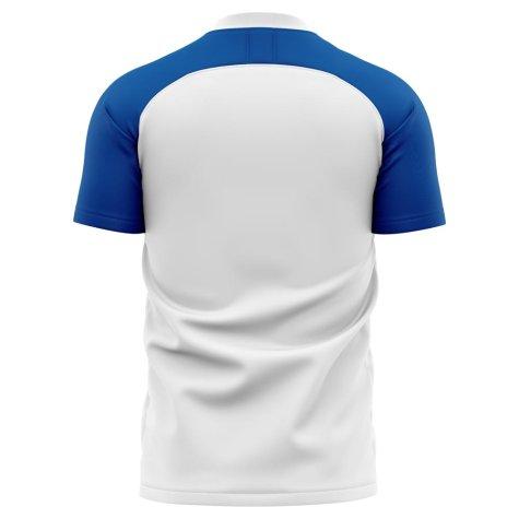 2020-2021 Fc Utrecht Home Concept Football Shirt - Kids