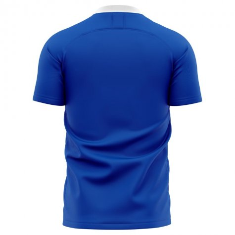 2020-2021 Zwolle Home Concept Football Shirt - Baby