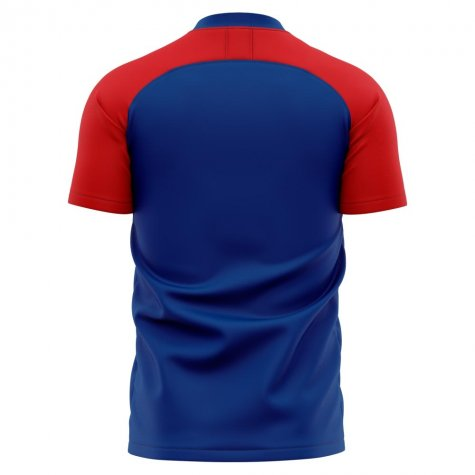 2020-2021 Cska Moscow Third Concept Football Shirt