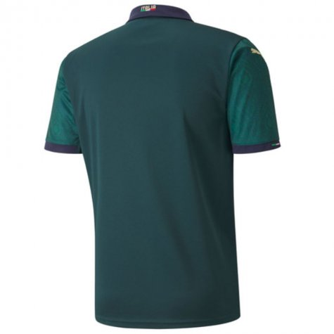 2019-2020 Italy Renaissance Third Puma Shirt (Eder 17)