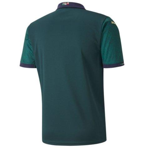 2019-2020 Italy Renaissance Third Puma Shirt (Montolivo 18)