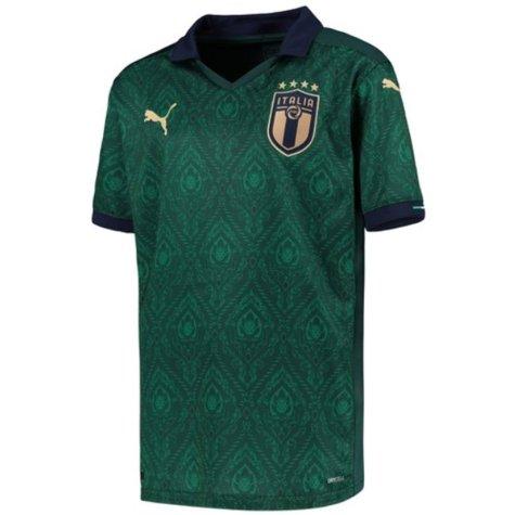 2019-2020 Italy Renaissance Third Puma Shirt (Kids) (Totti 10)