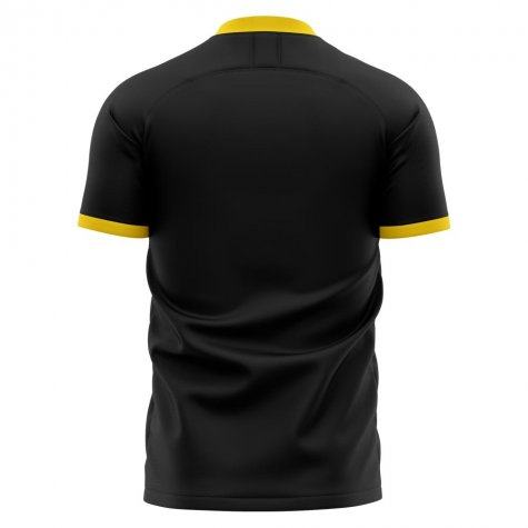2020-2021 Young Boys Bern Away Concept Football Shirt