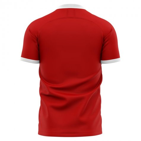 2019-2020 Perugia Home Concept Football Shirt - Little Boys
