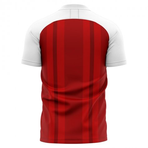 2020-2021 Stirling Albion Home Concept Football Shirt - Baby