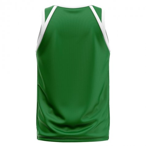 Mexico Home Concept Basketball Shirt - Baby