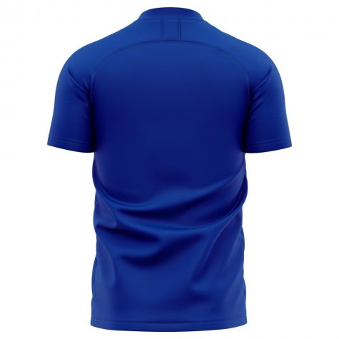 2019-2020 Shrewsbury Town Home Concept Football Shirt - Little Boys