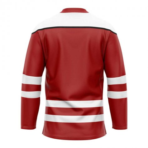Austria Home Ice Hockey Shirt