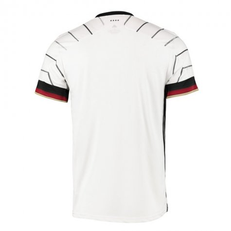2020-2021 Germany Home Adidas Football Shirt (Kids) (BRANDT 10)
