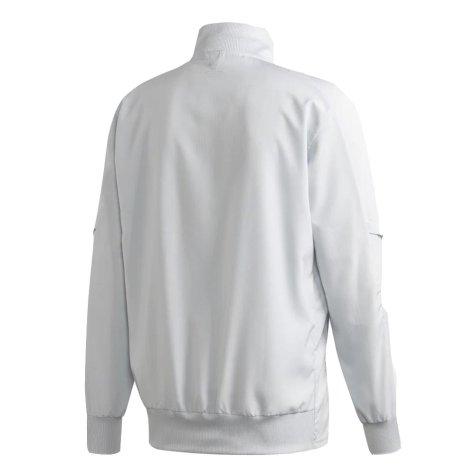 2020-2021 Germany Adidas Presentation Jacket (Grey) - Kids