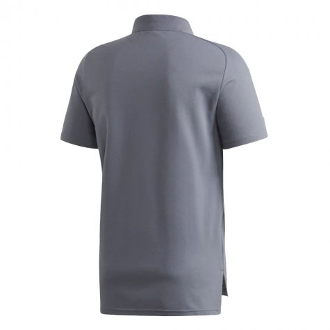 2020-2021 Germany Adidas Polo Shirt (Onix)