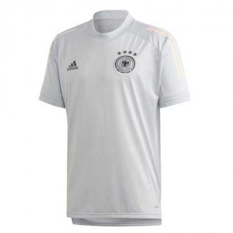 2020-2021 Germany Adidas Training Shirt (Grey) (RUDY 18)