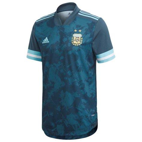 2020-2021 Argentina Away Adidas Football Shirt (Kids) (Your Name)