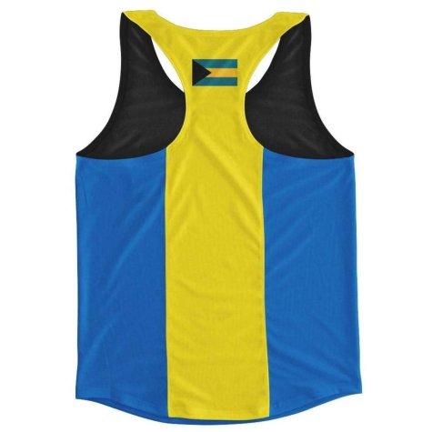 Bahamas Flag Running Vest