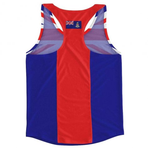 Cayman Islands Flag Running Vest
