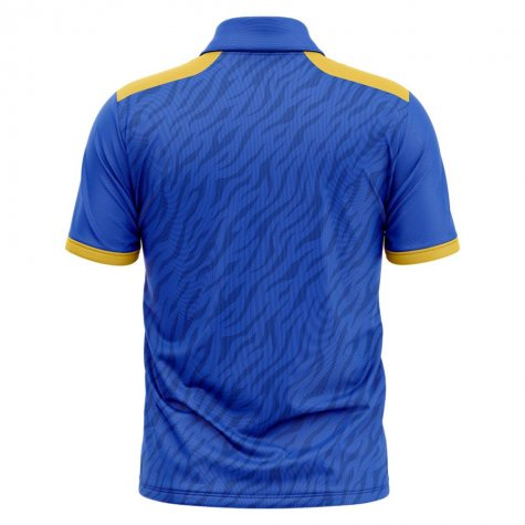 2020-2021 Sri Lanka Cricket Concept Shirt - Kids
