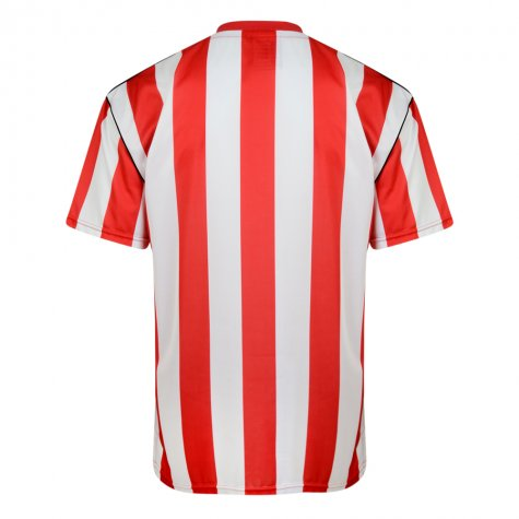 Score Draw Sunderland 1990 Retro Football Shirt (Phillips 10)