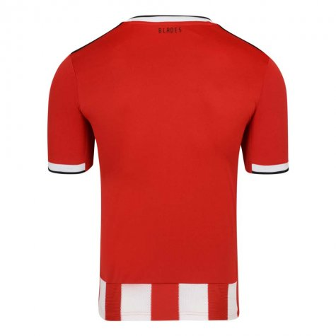 2019-2020 Sheffield United Home Football Shirt (Kids)