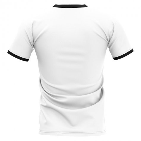 2020-2021 United Arab Emirates Home Concept Football Shirt - Womens
