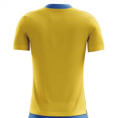 2020-2021 Central Coast Mariners Home Concept Football Shirt - Womens