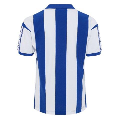 Score Draw Brighton and Hove Albion 1978 Retro Football Shirt