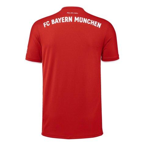 2020-2021 Bayern Munich Adidas Home Football Shirt (ROCA 22)