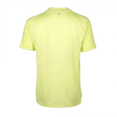 2020-2021 Arsenal Adidas Training Shirt (Yellow) (HENRY 14)