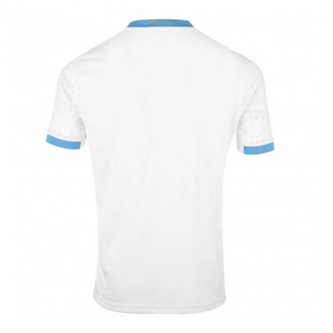 2020-2021 Olympique Marseille Puma Home Football Shirt