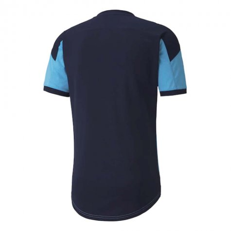 2020-2021 Manchester City Puma Training Shirt (Light Blue) (G JESUS 9)