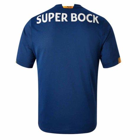 2020-2021 FC Porto Away Football Shirt (JAMES 10)