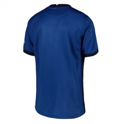 2020-2021 Chelsea Home Nike Football Shirt (Kids) (WILLIAN 10)