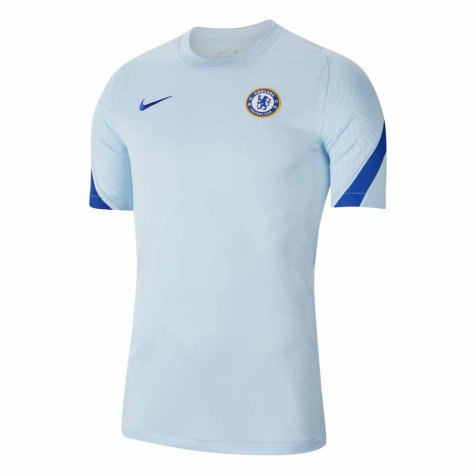 2020-2021 Chelsea Nike Training Shirt (Light Blue) - Kids (VIALLI 9)