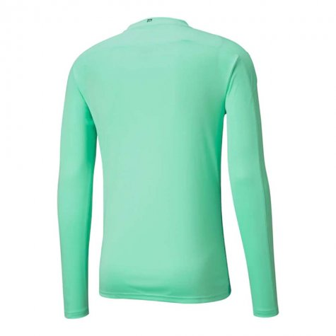 2020-2021 Manchester City Home Goalkeeper Shirt (Green
