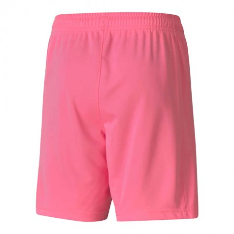 2020-2021 Man City Away Goalkeeper Shorts (Pink) - Kids