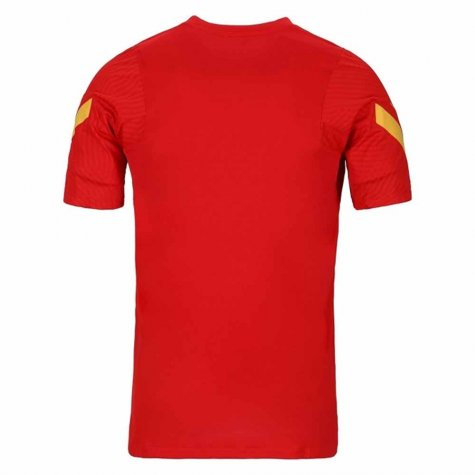 2020-2021 AS Roma Nike Training Shirt (Red)