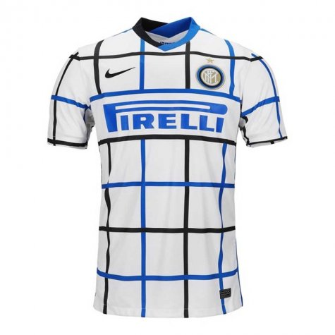2020-2021 Inter Milan Away Nike Football Shirt (Kids) (MILITO 22)