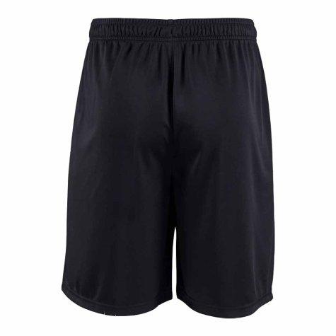 2020-2021 Newcastle Home Football Shorts (Black)
