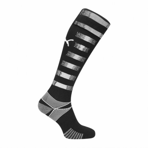 2020-2021 Newcastle Home Football Socks (Black)