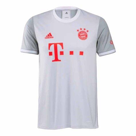 2020-2021 Bayern Munich Adidas Away Football Shirt (TOLISSO 24)