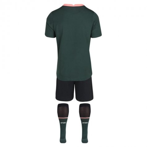 2020-2021 Tottenham Away Nike Little Boys Mini Kit (LLORIS 1)