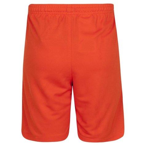 2020-2021 Tottenham Home Nike Goalkeeper Shorts (Orange) - Kid