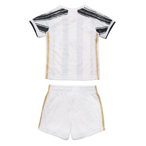 2020-2021 Juventus Adidas Home Baby Kit