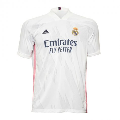2020-2021 Real Madrid Adidas Home Shirt (Kids) (MODRIC 10)